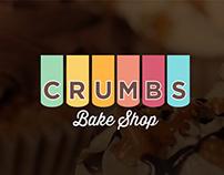 Crumbs Bake Shop App
