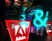 3D Adobe Photoshop