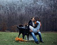 Love Trigon/2-е в парке не считая овчарки