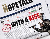 Homeless Talk newspaper