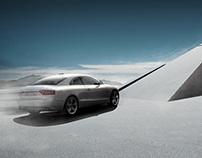 Audi (A Sharper Drive)