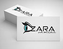 Zara logotype design