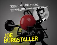 Joe the poster