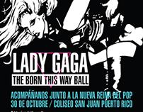 Lady Gaga BTWB