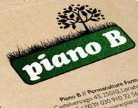 Piano B Corporate Identity