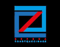 Logo Zepeda Construcciones (Reformas)