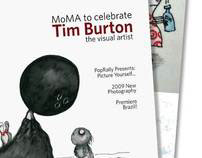 MOMA features Tim Burton