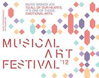 Musical Art Festival '12