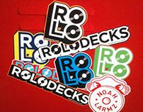 Rolodecks Branding
