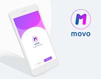 Movo App Design UI Kits
