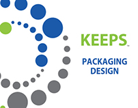 KEEPS - Packaging Design