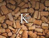 Krasì - packaging Aglianico
