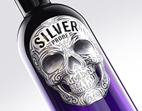 Vodka «SILVER PROBE»
