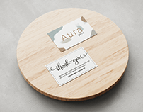 Aura - Brand Identity