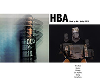 Hood by Air Brochure