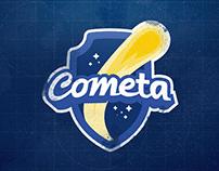Cometa Esports - Branding - Desafio EDB