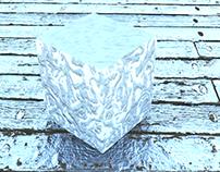 3d amazing cube by blender 3d