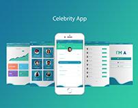 Celebrity App Design
