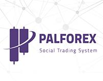 palforex ID logo