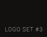Logo set #3