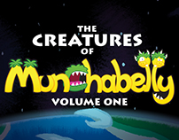The Creatures of Munchabelly: Volume One