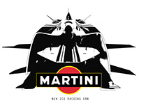 Martini ICE-RACING vision