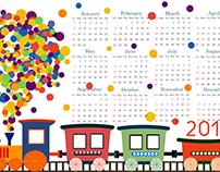 Design for Kids calendar