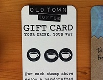 Old Town - Gift Card