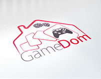 Game House logo design