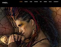 piKziL Website