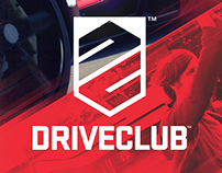 DriveClub User Interface