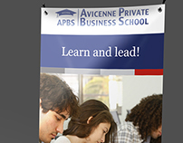 STAND X Avicenne Private Business School {APBS}