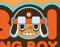 Kuboi The Kubong Boy