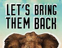Elephant PSA Poster