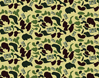 DUCK CAMO for COLOR-OF-LIFE