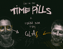 Time Pills Web Ad