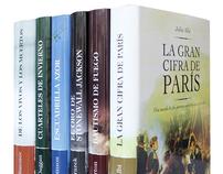 Planeta DeAgostini cover books