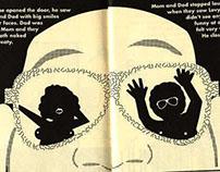 Scrambled Eggs & Grits Illustration