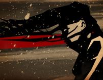 Vladana - Sinner City, animated music video