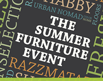 The Summer Furniture Event