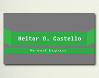 Business Card - Heitor O. Castello