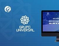 Grupo Universal - Proyecto UX Web Platform