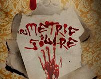 October Halloween Themed Flyer