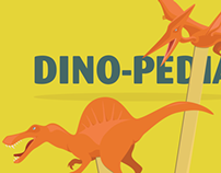 Dino-Pedia | Children's iPad App
