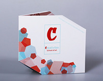 Multifold Two Colour Brochure