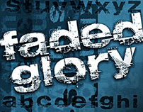 Faded Glory - Type Design
