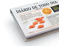 Post it Jornal Diário de Todo Dia