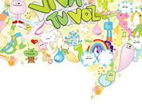 2009 Viva tu voz campaign ads