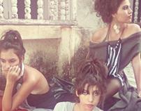 Produccion de moda: La Peste Negra