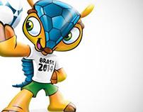 Mascote FIFA 2014